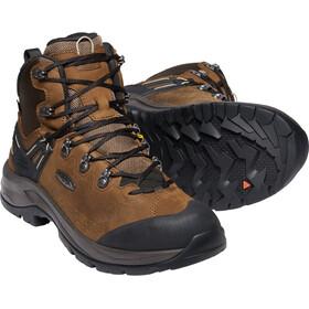 Keen Wild Sky WP Mid Shoes Men dark earth/black